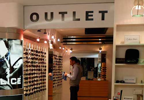 Outlet Rincón Vintage de Gafas en Óptica Santa Otilia, Huelva