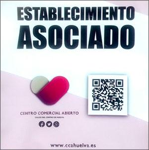 Asociados a Centro Comercial Abierto Calles del Centro de Huelva