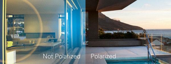 No polarizadas VS polarizadas. Imagen  http   polaroideyewear.com es f493463737