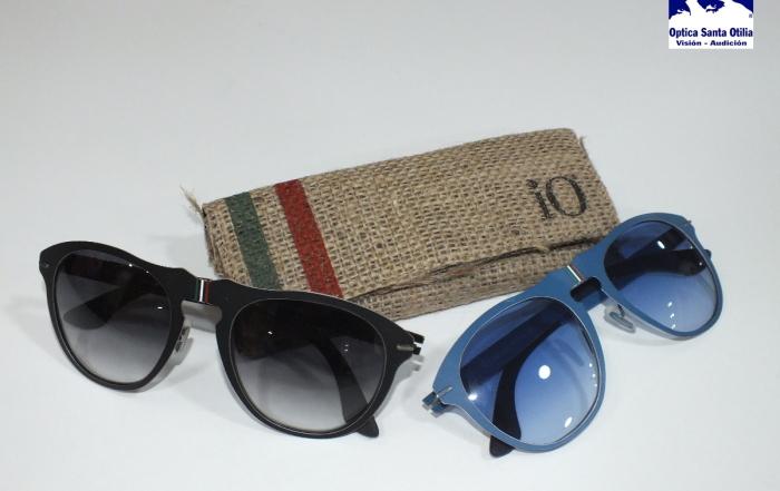 Gafas iO, 150º d'Italia