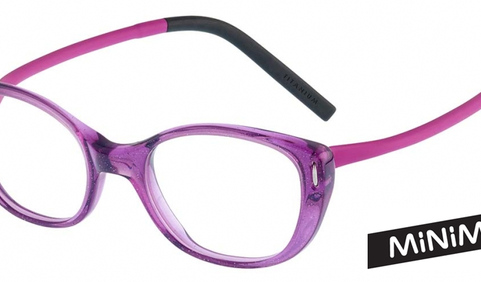 Minima Junior, las gafas pensadas para niños