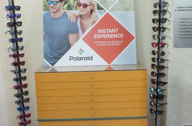 Lo nuevo de Gafas Polaroid ya en nuestra óptica