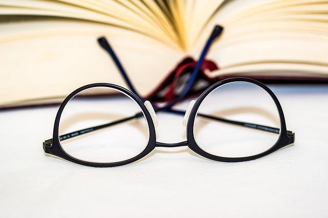Consejos para cuidar bien las gafas