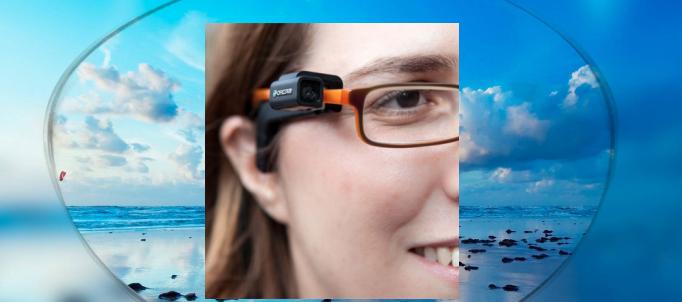 Orcam MyEye, el dispositivo inteligente para las personas con baja visión