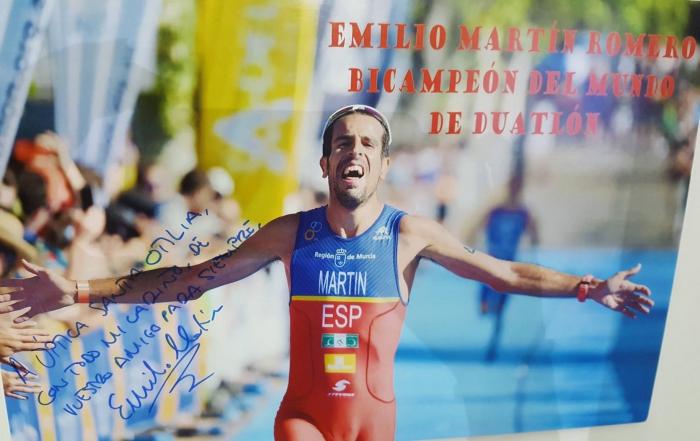Premio Visión Estelar a Emilio Martín