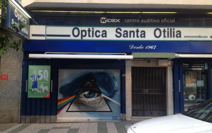 Óptica Santa Otilia estrena nueva imagen