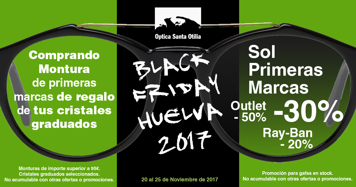 black friday Huelva