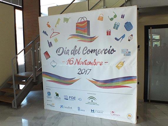 Óptica Santa Otilia doblemente premiada en el Día del Comercio de Huelva