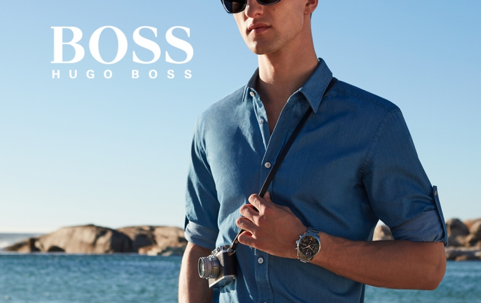 Hugo Boss, Look Ahead
