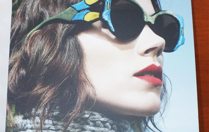 Nuestra selección de gafas Prada para ti.