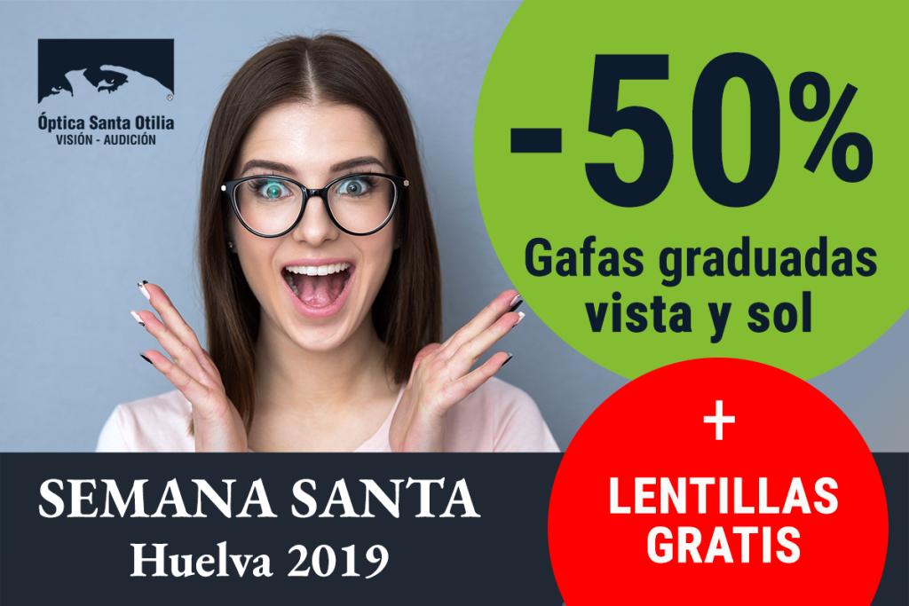 oferta 50 gafas graduadas